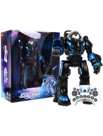 Robot s diaľkovým ovládaním RASTAR - Čierny