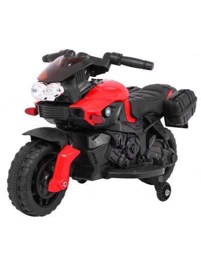 Elektická motorka SmartBike - Červená