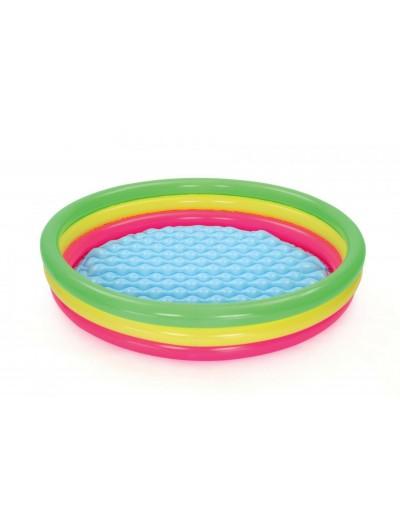Nafukovací detský bazén 152/30 cm BESTWAY