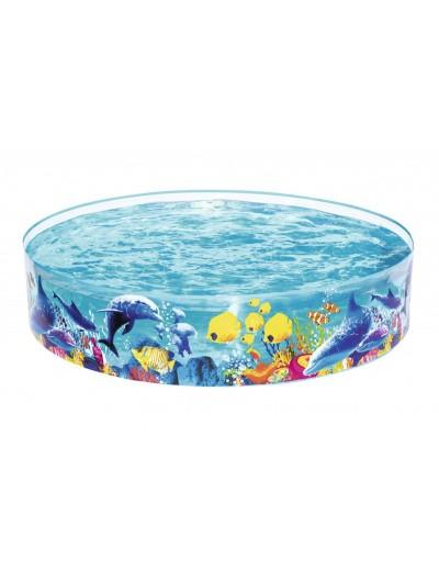 Detský bazén - Morská odysea