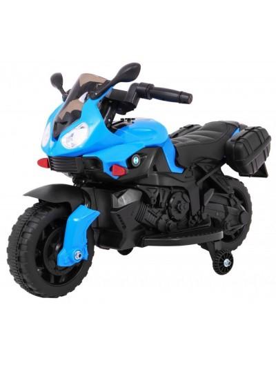 Elektrická motorka Shadow - Modrá