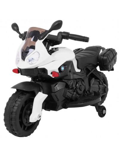 Elektrická motorka Shadow - Biela