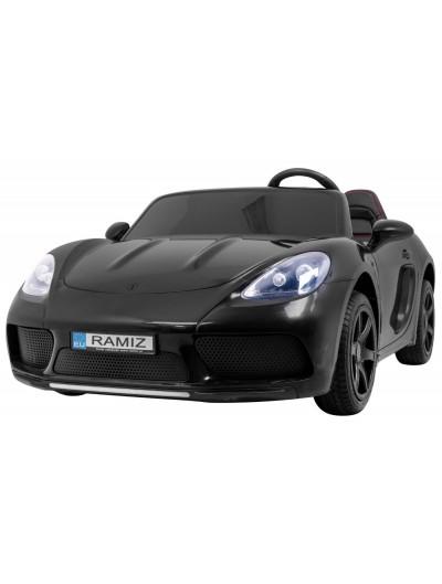 Elektrické autičko PERFECTA - Čierne