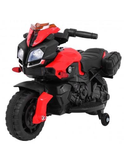 Elektická motorka SKYBIKE - Červená