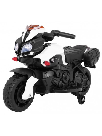 Elektická motorka SKYBIKE - Biela
