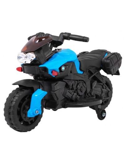 Elektická motorka SKYBIKE - Modrá