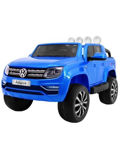 Volkswagen Amarok Modre - Lakované