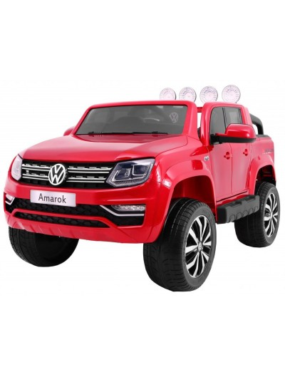 Volkswagen AMAROK 4x4 Červené - Lakované