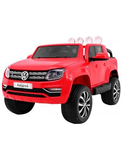 Volkswagen AMAROK 4x4 Červené