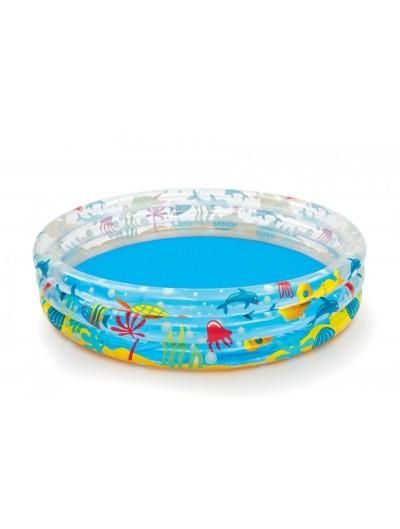Detský bazén morský svet 152/30 BESTWAY