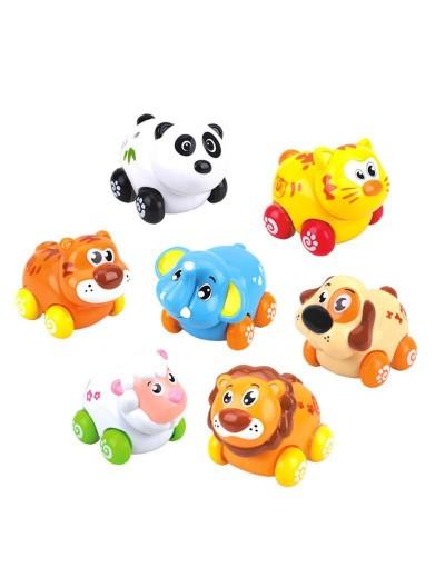 Zvieratká na kolieskách-cena za 1 kus
