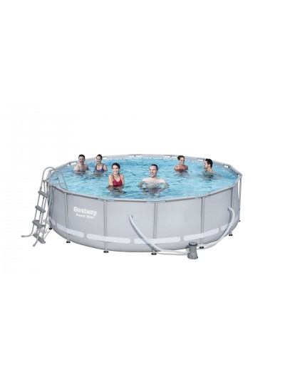 "Okrúhly bazén 14 FT MAX BESTWAY 4,27 m x 1,07 m, (14'x42"")"