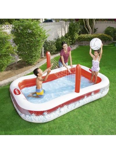 Detský volejbalový bazén 254x168x97 cm BESTWAY