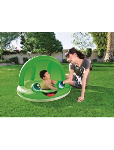 Nafukovací detský bazén so strieškou 97 cm x 66 cm BESTWAY