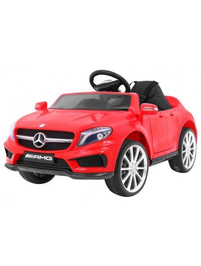 Mercedes AMG GLA-45 - Červené