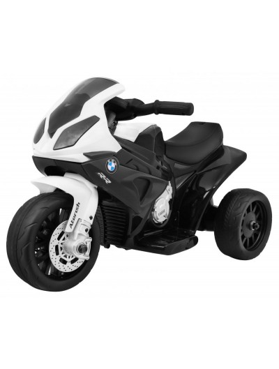 Elektrická motorka BMW S1000 SMINI RR - Čierna