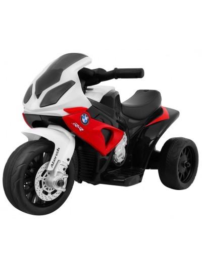 Elektrická motorka BMW S1000 SMINI RR - Červená