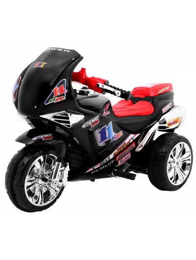 Elektrická motorka RR1000 - Čierna
