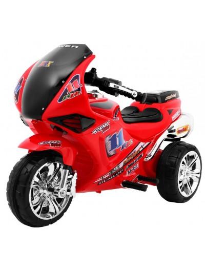 Elektrická motorka RR1000 - Červená