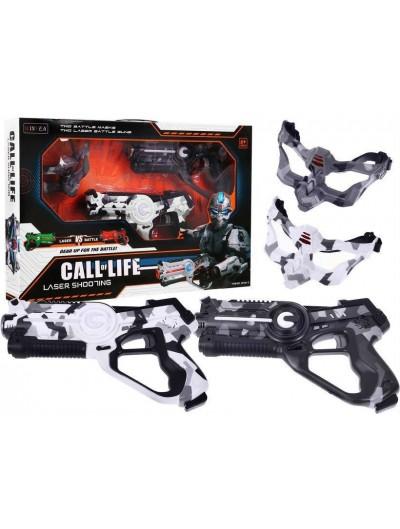 Laserová zbraň Call of Life