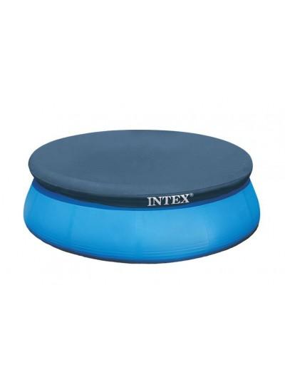 Krycia plachta na bazén, okrúhla s priemerom 305 cm INTEX
