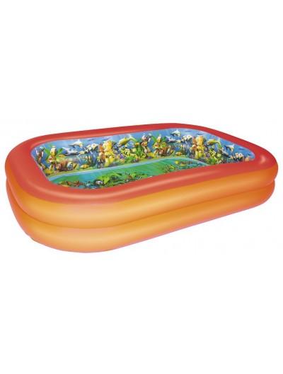 Detský bazén - podvodné dobrodružstvo 262/175/51 cm BESTWAY