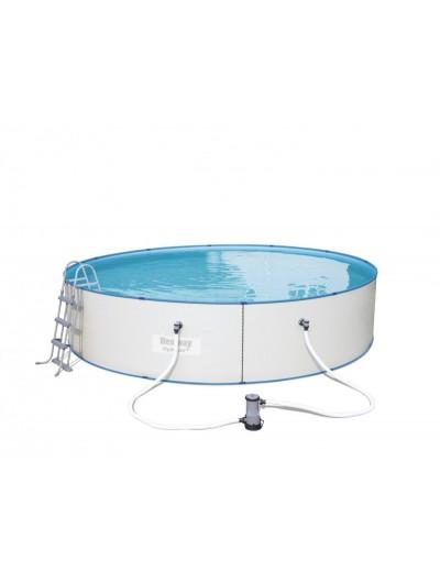Okrúhly bazén 15 ft 460x90 cm HYDRIUM 4 in 1 BESTWAY