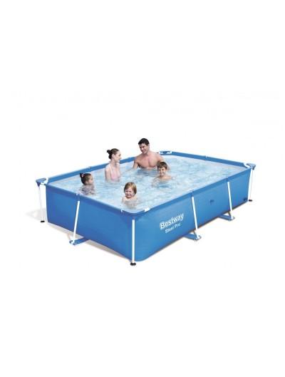 Bazén DeluxeJR. 259x170x61cm BESTWAY
