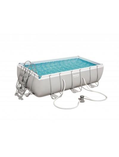 Nadzemný záhradný bazén  404x201x100cm POWERSteel BESTWAY