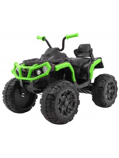 Elektrická štvorkolka ATV, Quad ATV - Čiernozelená